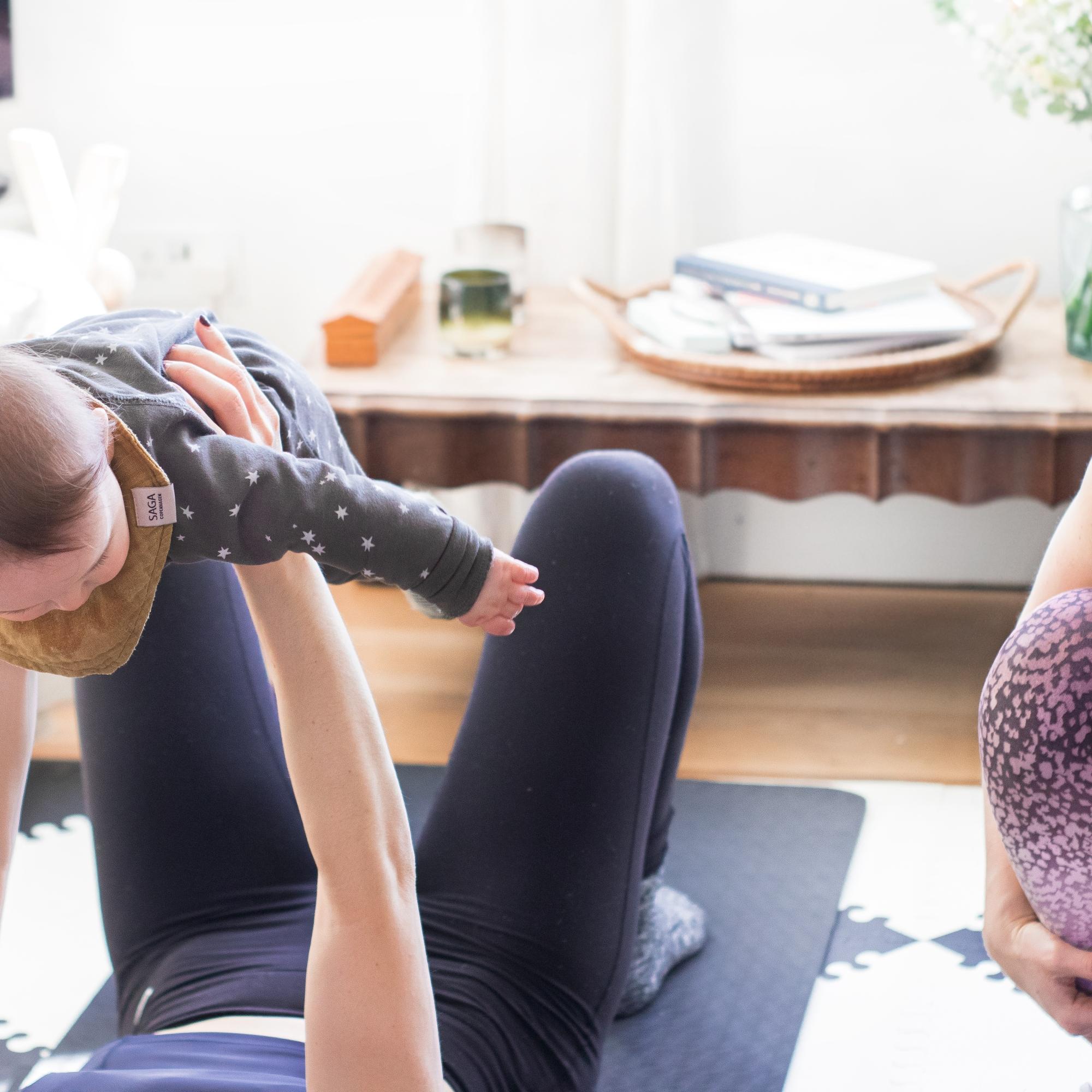 Pregnancy Personal Trainer London
